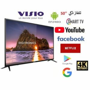 """Visio TV LED Smart Android 50"""""""
