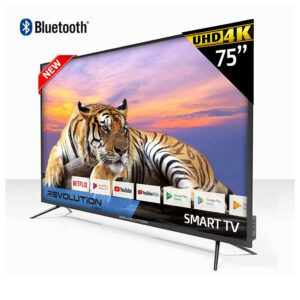 Télévision Revolution Smart TV 75