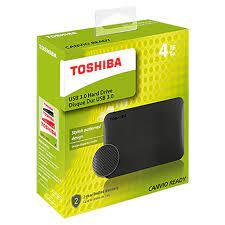 Toshiba Canvio BASICS disque dur externe 4To (HDTB440EK3CA)